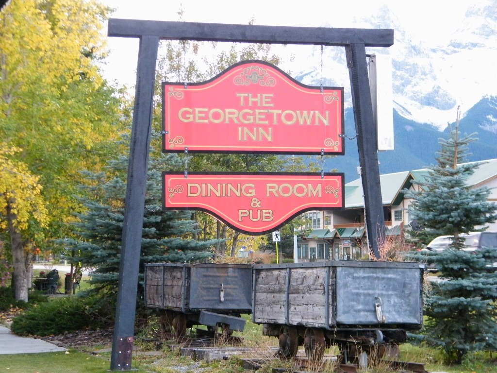 The Georgetown Inn Canmore Ab Dakatama